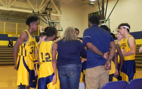 Clintondale Freshmen Boys Basketball Season Opener