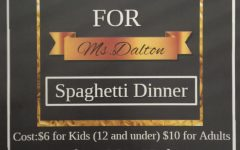 Ms. Dalton Fundraiser Dinner