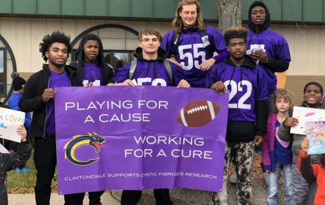Clintondale Takes on Cystic Fibrosis