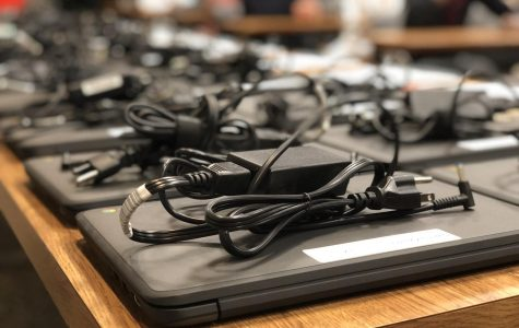 New Chromebooks In Clintondale High school